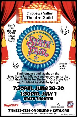Rodgers & Hammerstein's State Fair