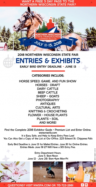 Entries & Exhibits