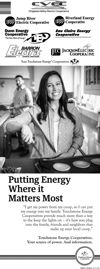 Putting Energy Where it Matters Most