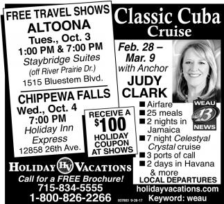 Classic Cuba Cruise