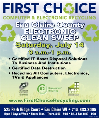 Computer & Electronic Recycling