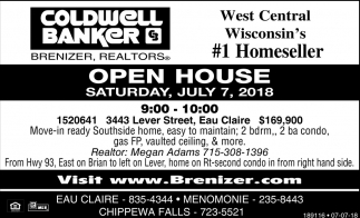 West Central Winconsin's #1 Homeseller
