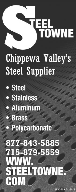 Chippewa Valley's Steel Supplier