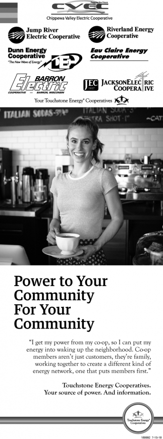 Power to Your Community for Your Community