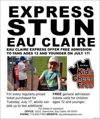 Express Stun Eau Claire