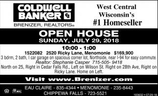 West Central Wisconsin's #1 Homeseller