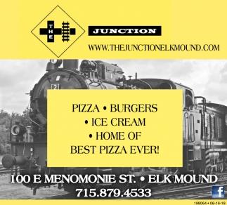 Pizza - Burgers