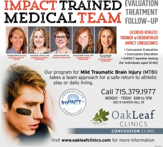 Impact Trained Medical Team