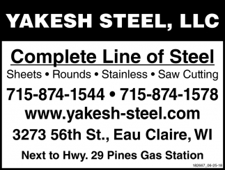 Complete Line of Steel