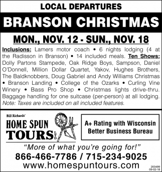 Brason Christmas