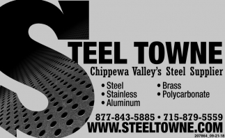 Chippewa Valley's Steel Supplier