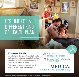 It's Time for a Different Kind of Health Plan
