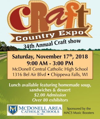 34th Annual Craft Show