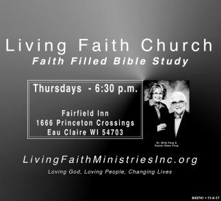 Faith Filled Bible Study