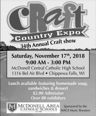 Craft County Expo
