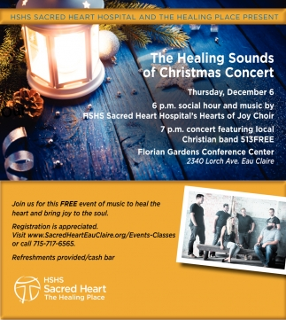 The Healing Sounds of Christmas Concert