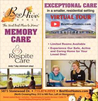 Exceptional Care in a Smaller, Residential Setting