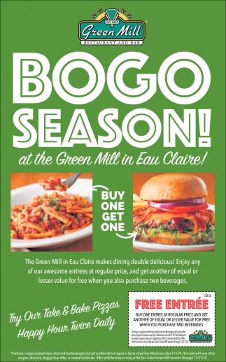 Bogo Season!