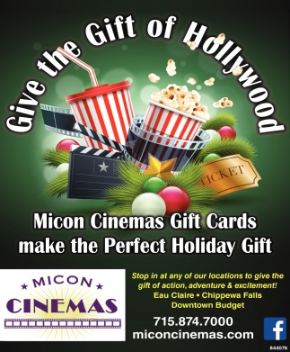 Give the Gift of Hollywood