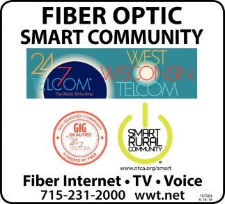 Fiber Optic Smart Community