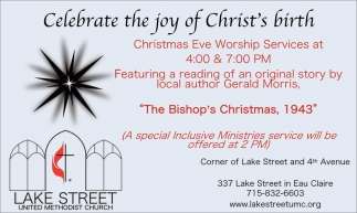 Christmas Eve Worship Services