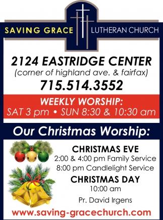 Our Christmas Worship