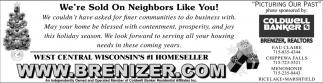 We're Sold On Neighbors Like You