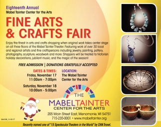 Fine Arts & Crafts Fair