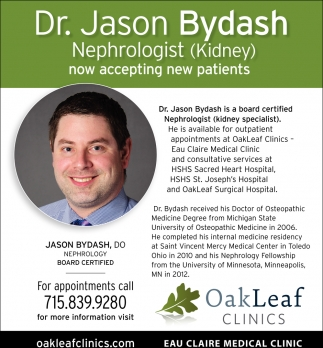 Dr. Jason Bydash