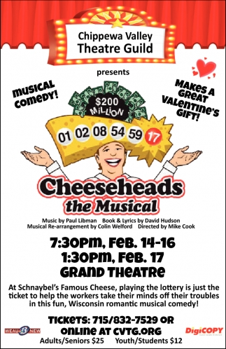 Cheeseheads The Musical