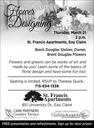 Flower Designing