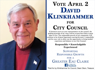 Vote April 2
