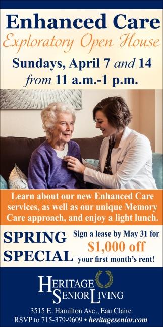 Enhanced Care