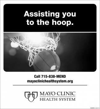 Assisting you to the hoop