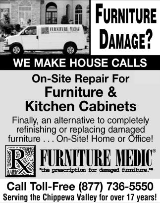 Furniture Damage?