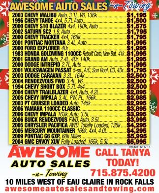 Call Tanya Today