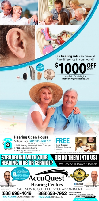 Hearing Centers