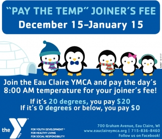 Pay The Temp Joiners Fee