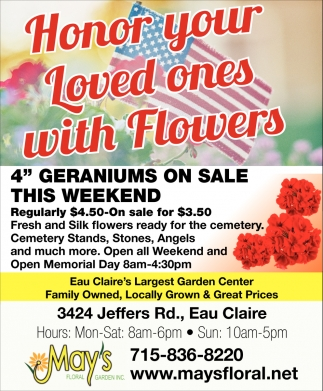 Honor Your Loved Ones with Flowers