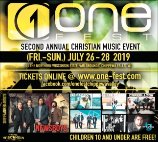 Second Annual Christian Music Event