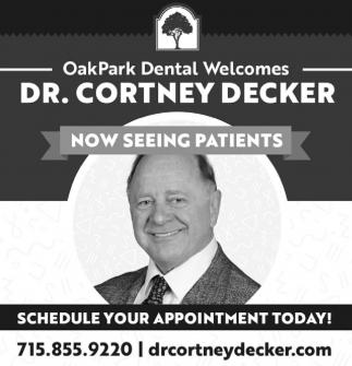 Dr. Cortney Decker