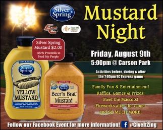 Mustard Night