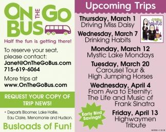 All-Inclusive Fun Day Trips!