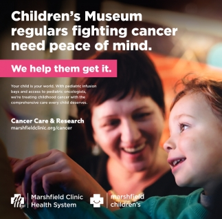 Children's Museum Regular Fighting Cancer