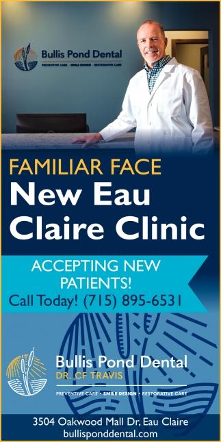 New Eau Claire Clinic