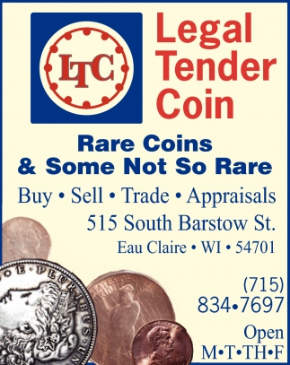 Rare Coins & Some Not So Rare