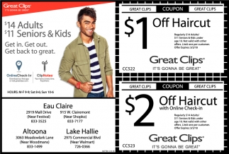 great clips coupons river falls wi