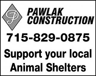 Support Your Local Animal Shelters