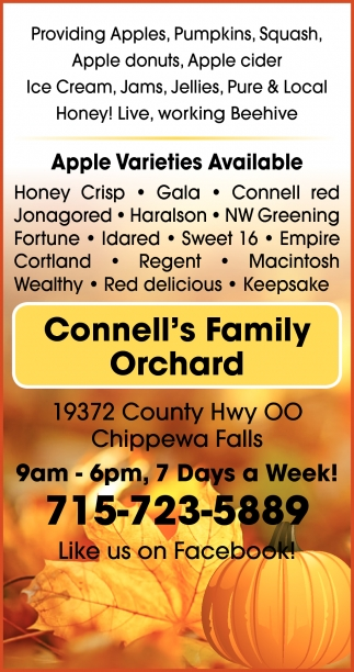 Apple Varieties Availables