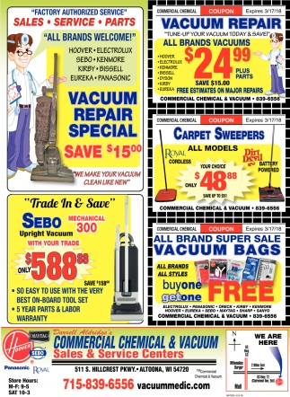 Sales Service Parts